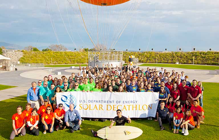 Solar decathlon the solar decathlon 2015 competition for Solar decathlon 2015