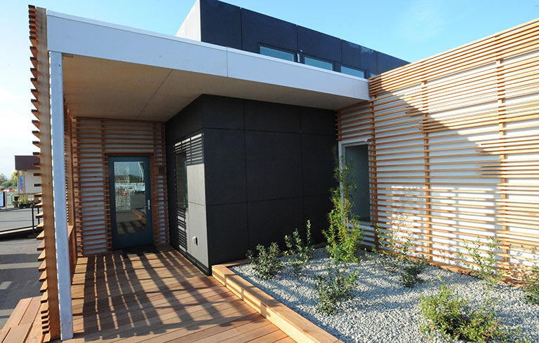 Superb Solar Decathlon Gallery Of Houses Largest Home Design Picture Inspirations Pitcheantrous