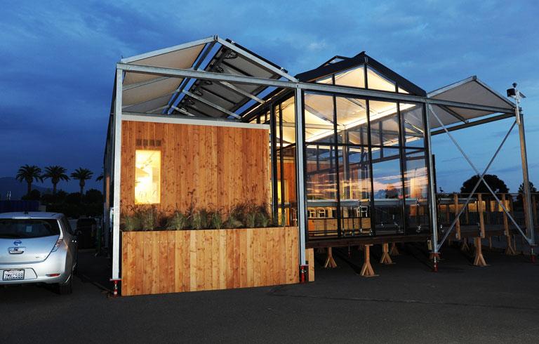 Solar Decathlon: Gallery of Houses on