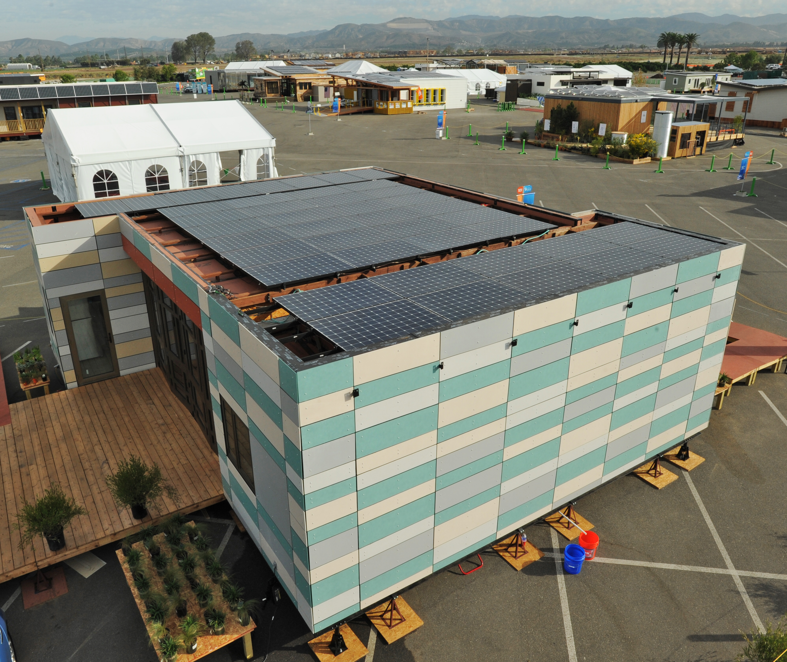 Solar decathlon 2015 crowder college and drury university for Solar decathlon 2015