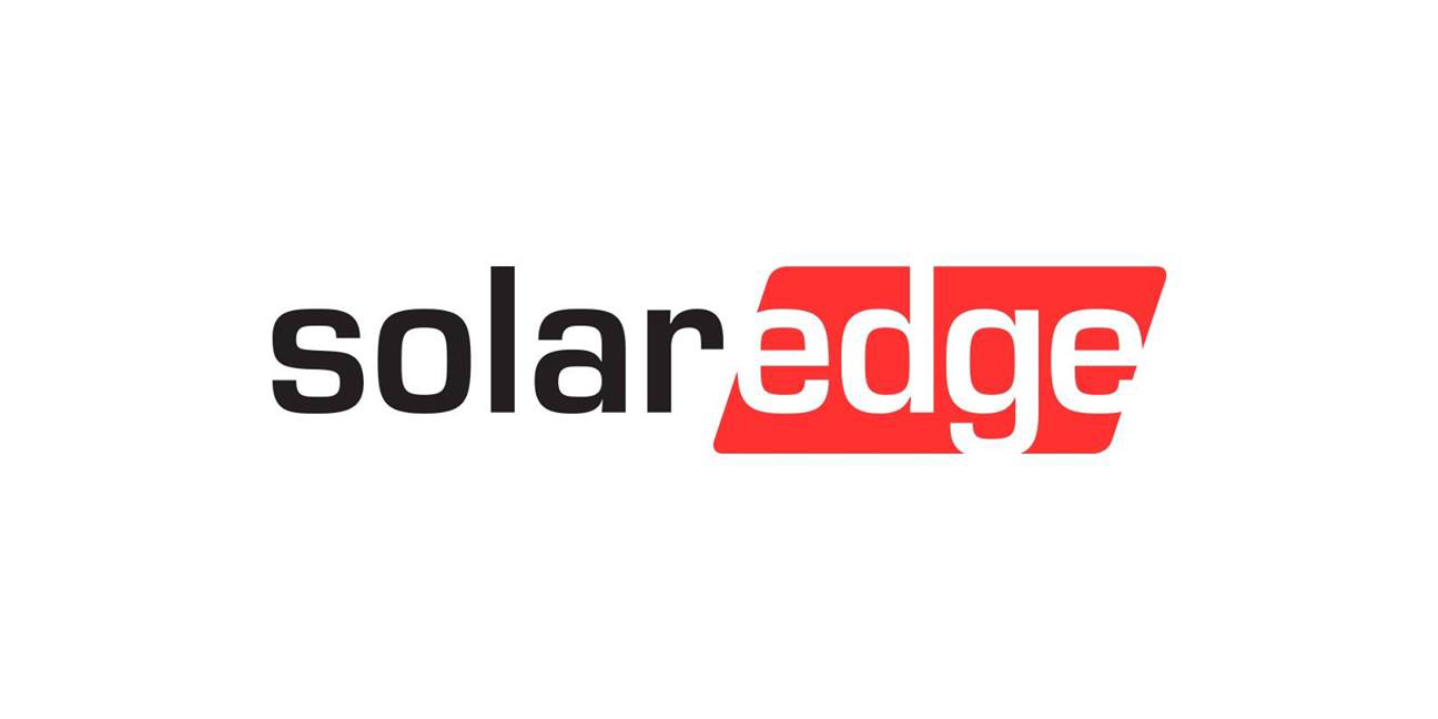 SolarEdge Technologies logo.
