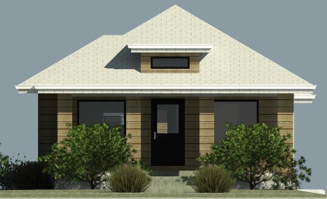 Home rendering by Weber State University.