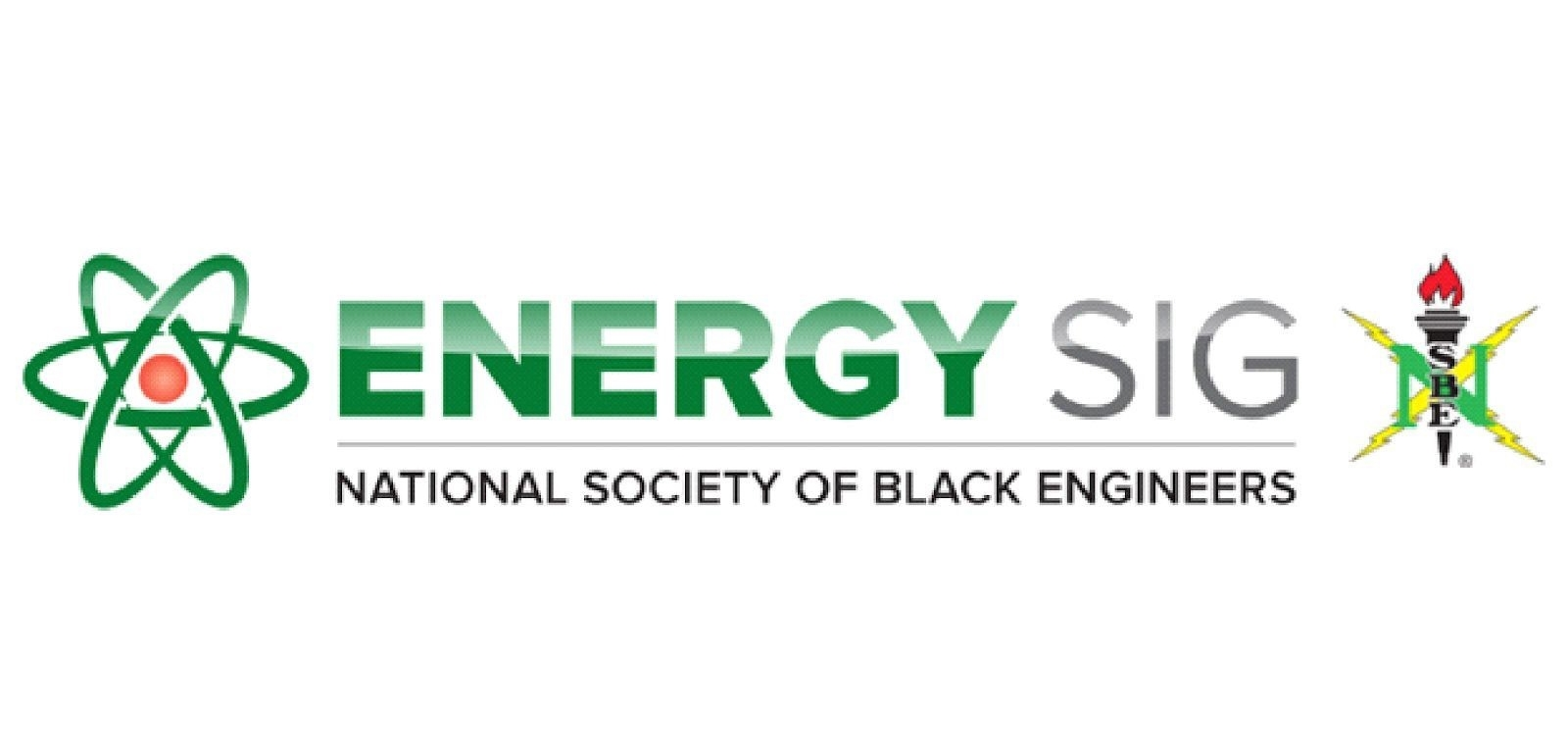 National Society of Black Engineers logo.