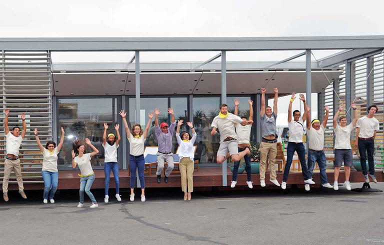 Solar decathlon solar decathlon history for Solar decathlon 2015