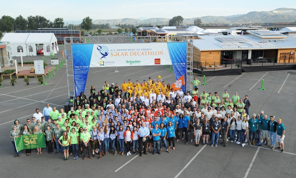 Doe solar decathlon news blog blog archive energy for Solar decathlon 2015