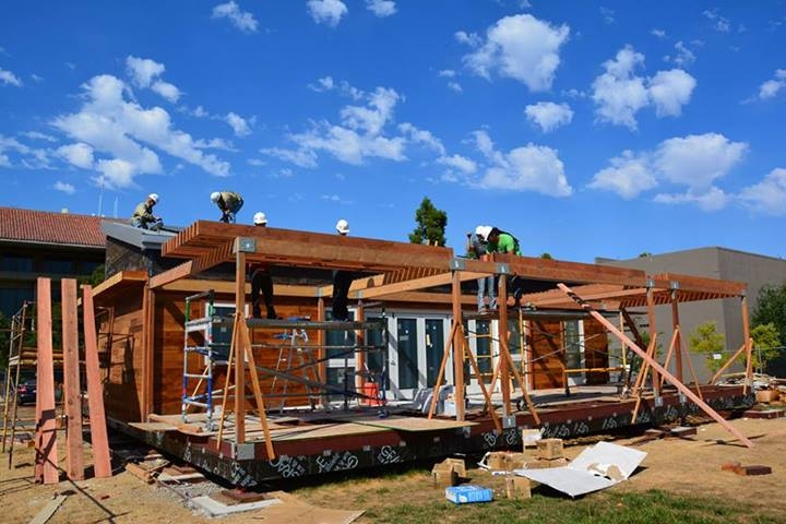 Doe solar decathlon news blog stevens - When to start building a house ...
