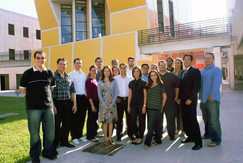 The Florida International University Solar Decathlon Team (Courtesy Of The Florida  International University Solar Decathlon Team)