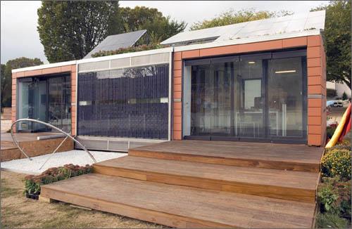 Tremendous Doe Solar Decathlon 2005 Photo Gallery Of Homes Largest Home Design Picture Inspirations Pitcheantrous